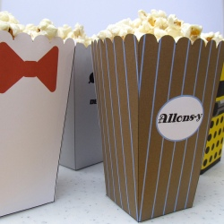 10th Doctor Popcorn Holder